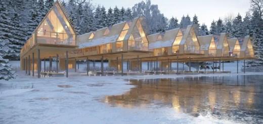 Proiecte de case in stil norvegian clasice si moderne