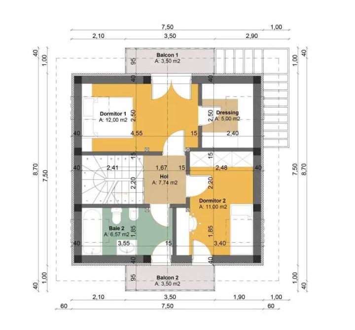 Proiecte Case Mici Etaj Tiny One Story House Plans 61 Resize 720 Modele Terasa Spatiu