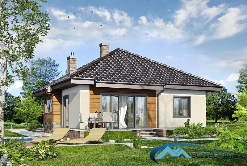 proiecte de case mici fara etaj optiunea ideala