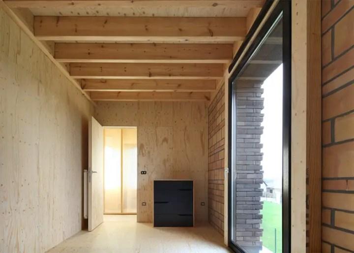 Proiecte de case in stil belgian clasic si modern