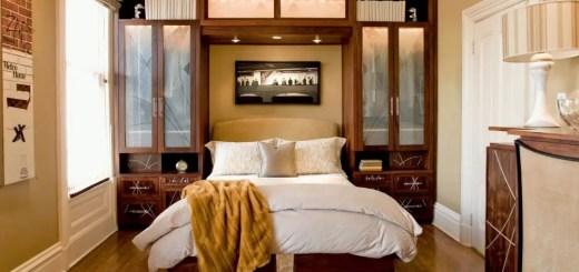 Amenajarea unui dormitor mic cu gust