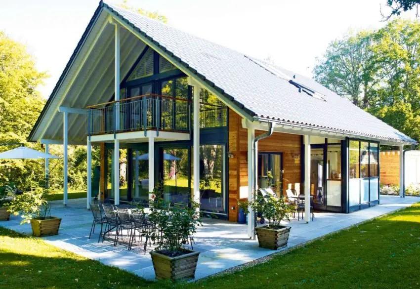 Proiecte de case in stil german for Bavarian home plans