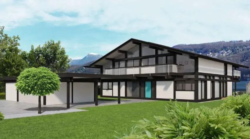 Proiecte de case in stil german for German home designs