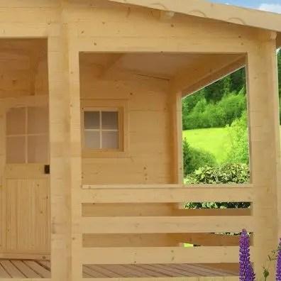 casute de gradina cu terasa Garden summer houses with verandas 2