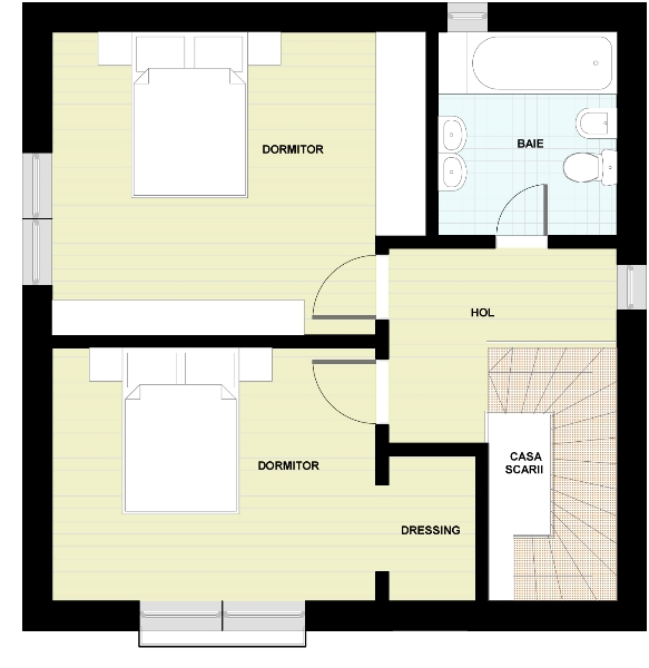 proiecte de case cu terase acoperite covered porch house plans 8