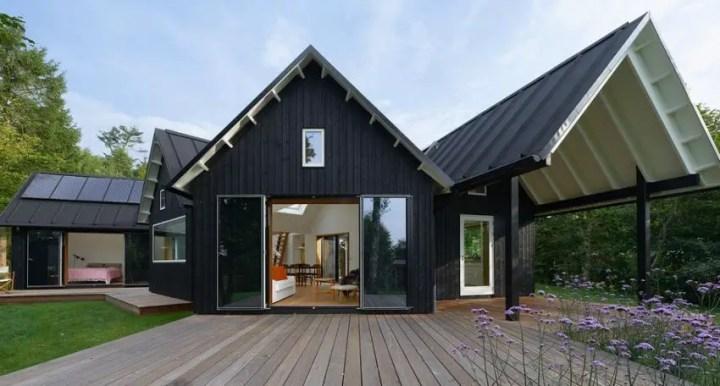 proiecte de case in stil danez Danish style house plans 6