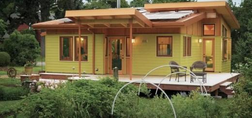 Proiecte de case cu amprenta de 80 mp dar spatioase