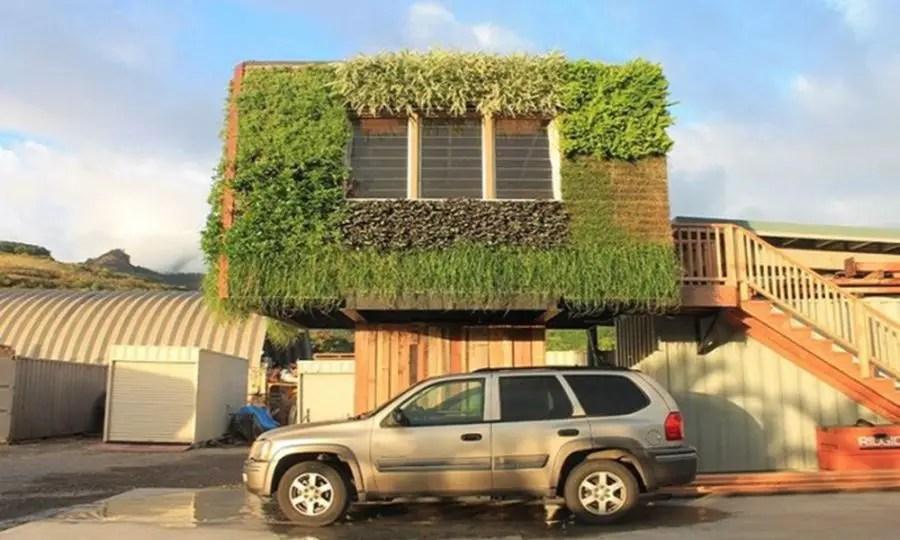 Casa de la inaltime din Hawaii