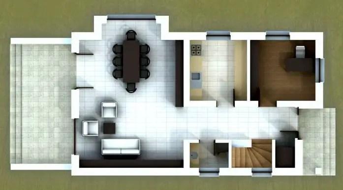 case frumoase cu mansarda beautiful attic house projects 3