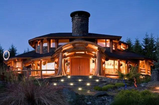 cele mai frumoase case din lemn best wooden house designs 14