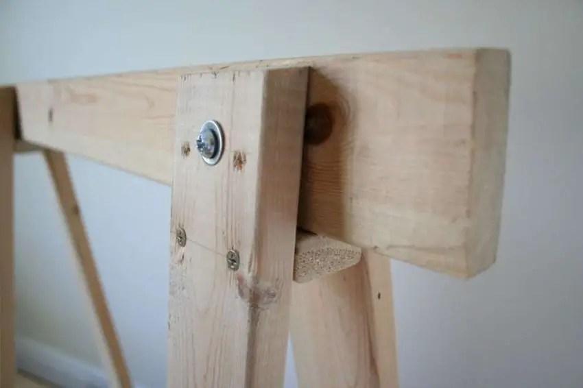 construirea unui birou how to build a desk 3