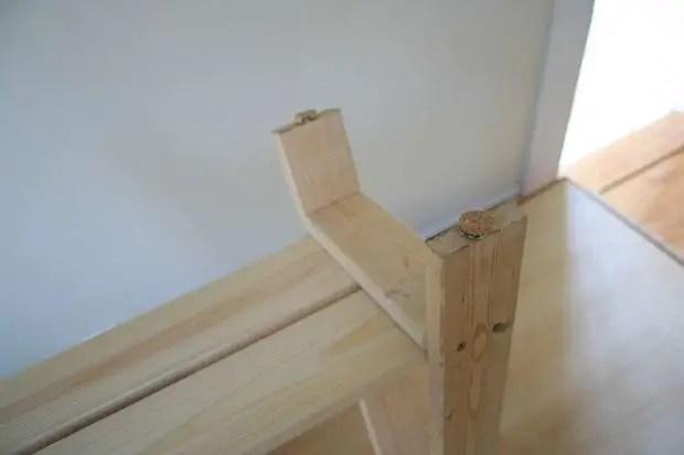 construirea unui birou how to build a desk 6