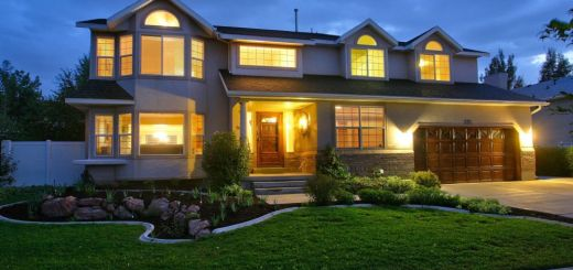 Proiecte de case cu doua nivele atractive