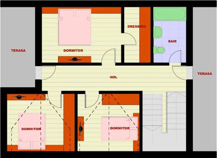 Casa Liviu _ 3. Story