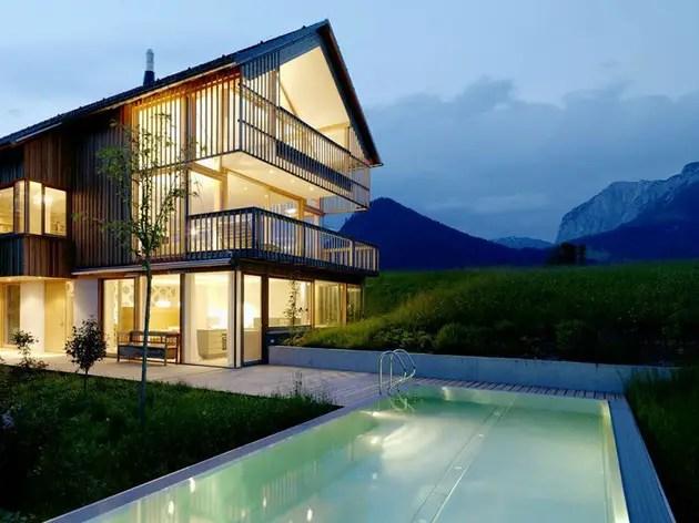 proiecte de case in stil austriac Austrian style house plans 8