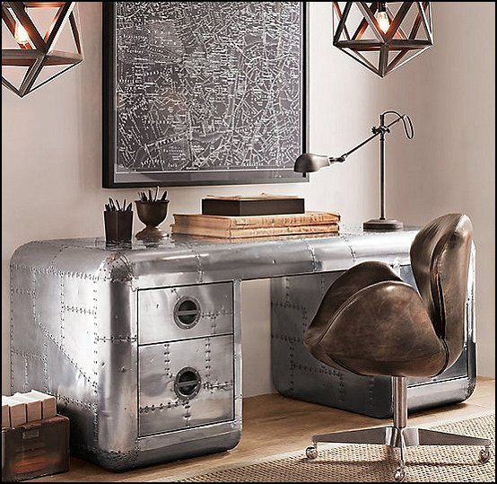 stilul industrial chic industrial chic style 5