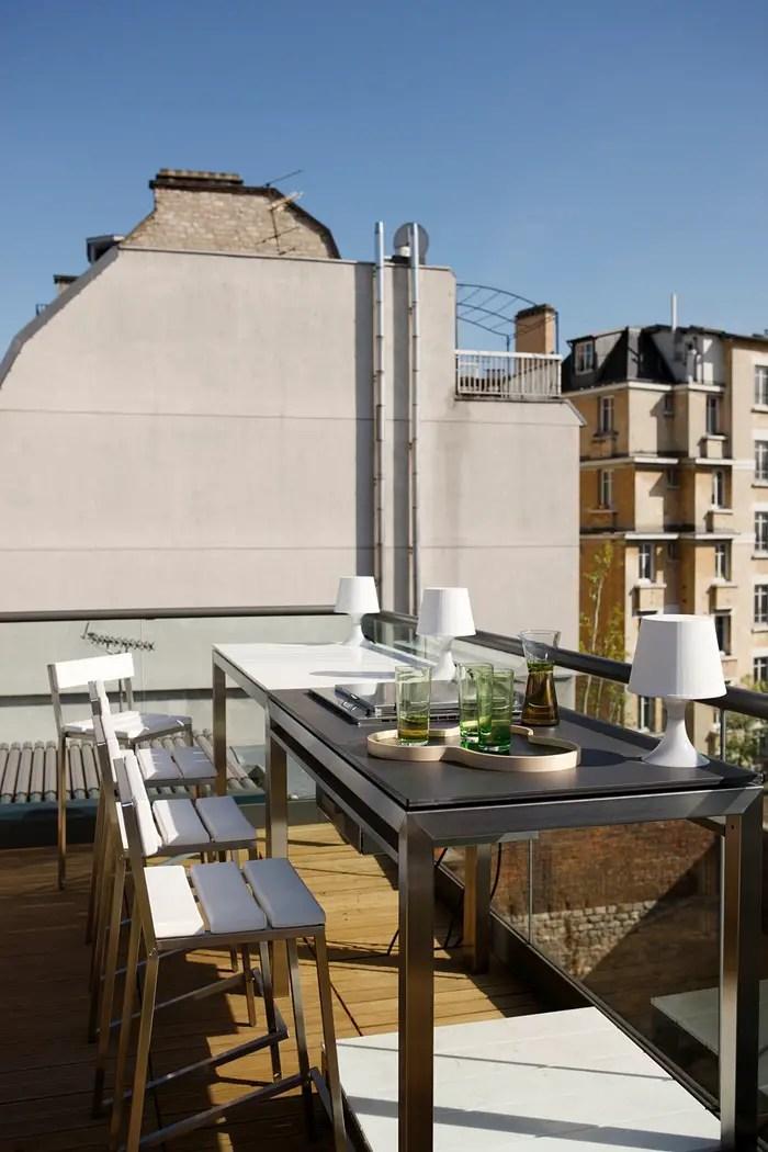 Casa din colt din Paris
