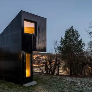 Casa scriitorilor din Oslo