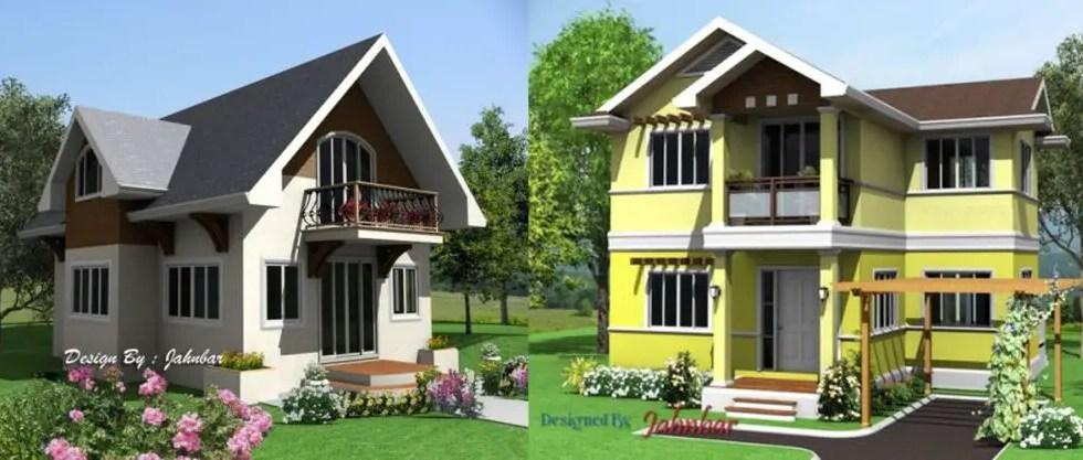 Case cu etaj vs case cu mansarda pe scurt