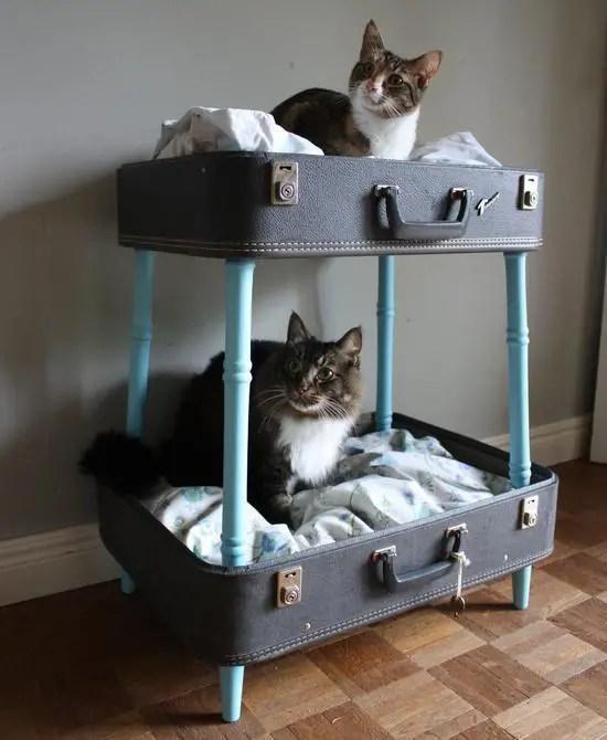 Ce puteti face cu valizele vechi acasa