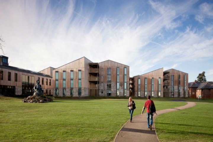 cele mai moderne camine studentesti modern student housing architectural design 4