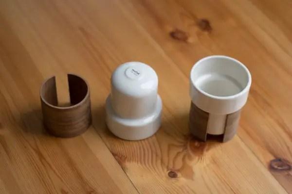 Cesti de cafea cu un design ingenious acasa
