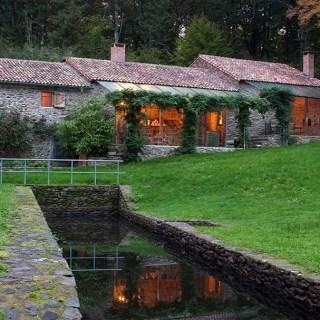 Moara de cinci stele din Dordogne