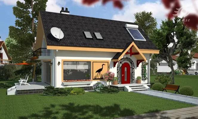 Proiecte de case din barne ecologice