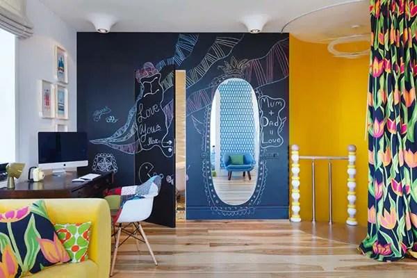 apartamentul colorat the colorful apartment 7