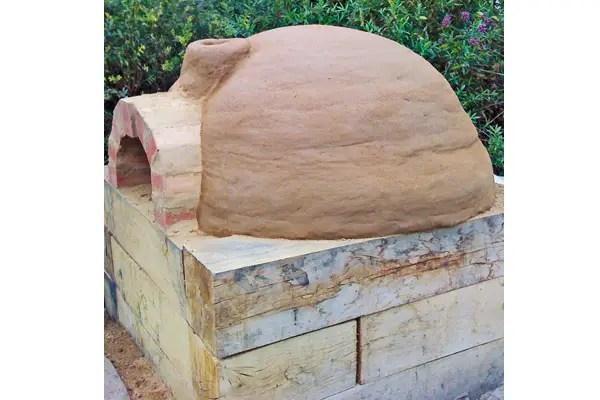 constructia unui cuptor de pizza How to build a pizza oven 8
