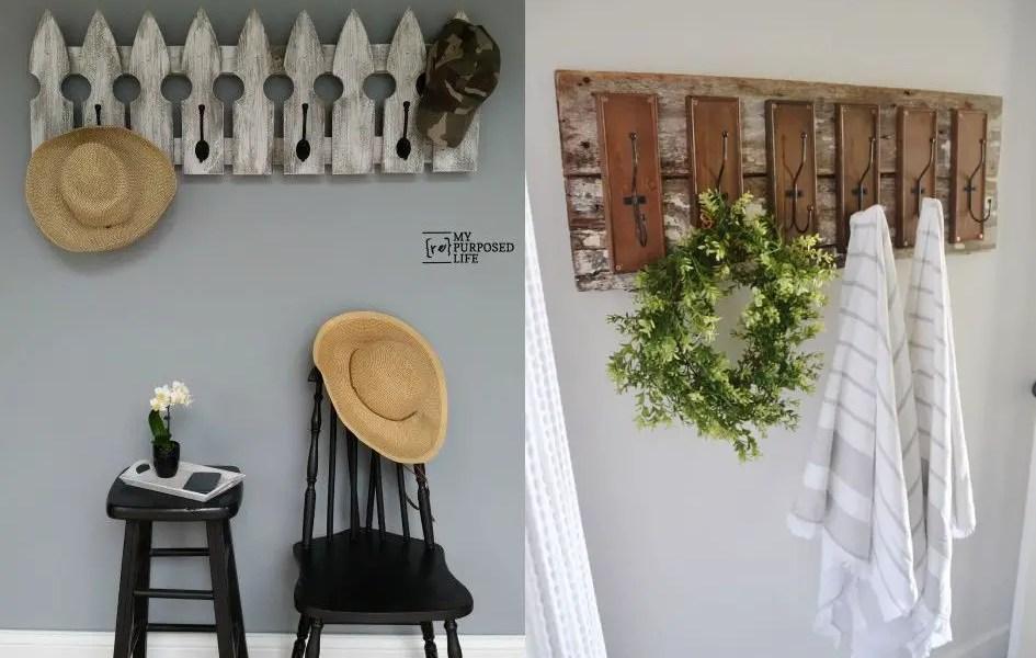 Cuiere rustice din lemn acasa