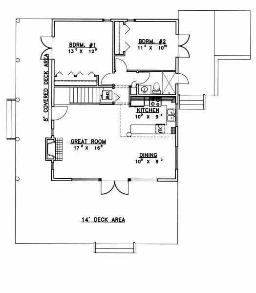 Proiecte de case ieftine cu mansarda Cheap house blueprints