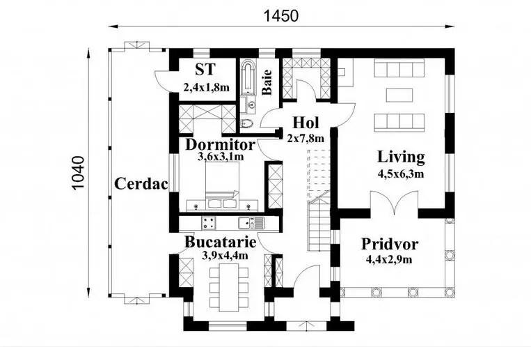 proiecte de case in stil conac mansion house plans 4