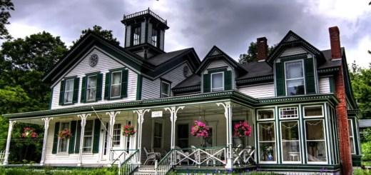 Proiecte de case in stil victorian elegante