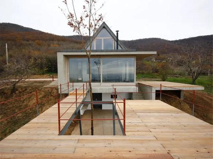 Proiecte de case unguresti frumoase