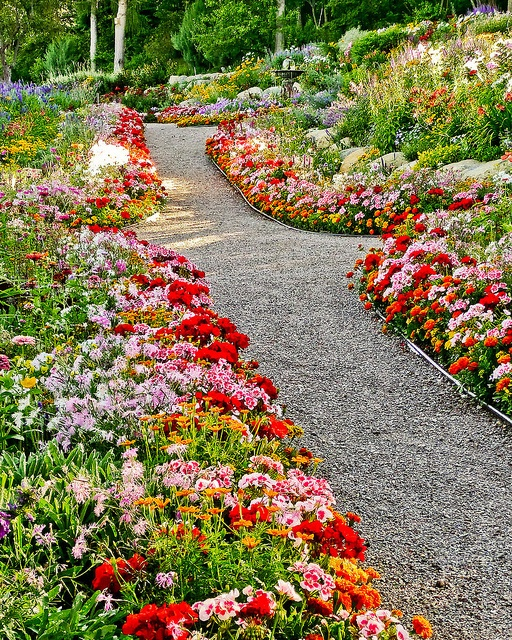 alei din pietris gravel alley design ideas 8
