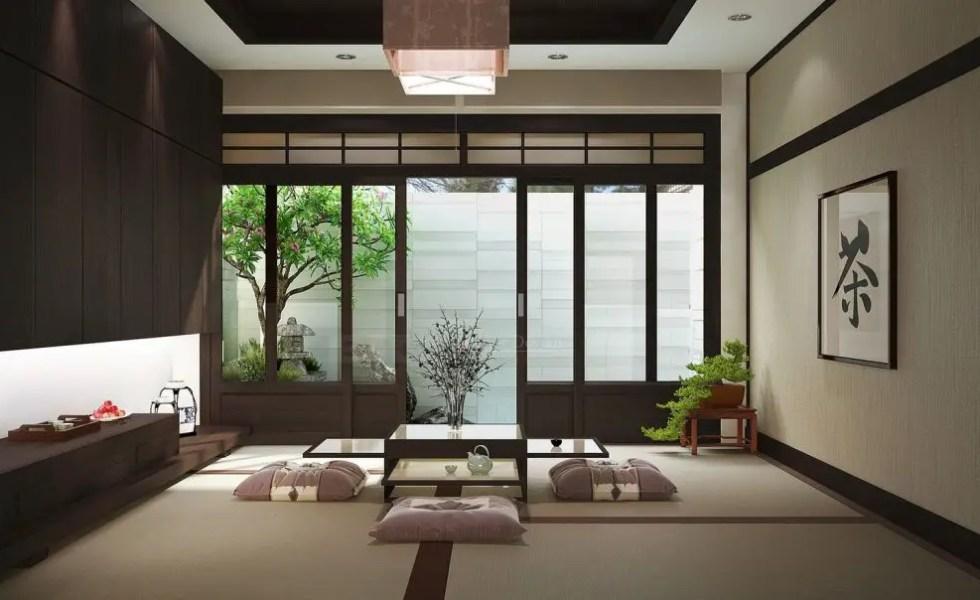 Amenajari interioare in stil japonez cu gust