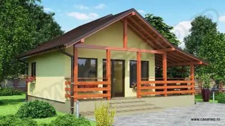 case construite din panouri sandwich Sandwich panel houses 8