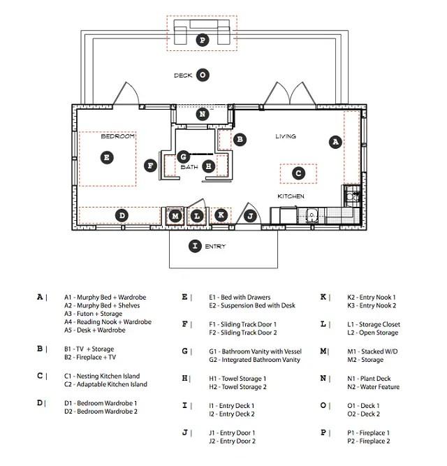 case din module prefabricate prefabricated modular homes 6