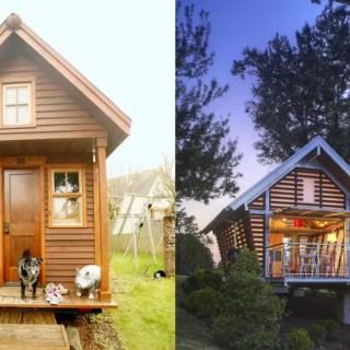 Case mici functionale