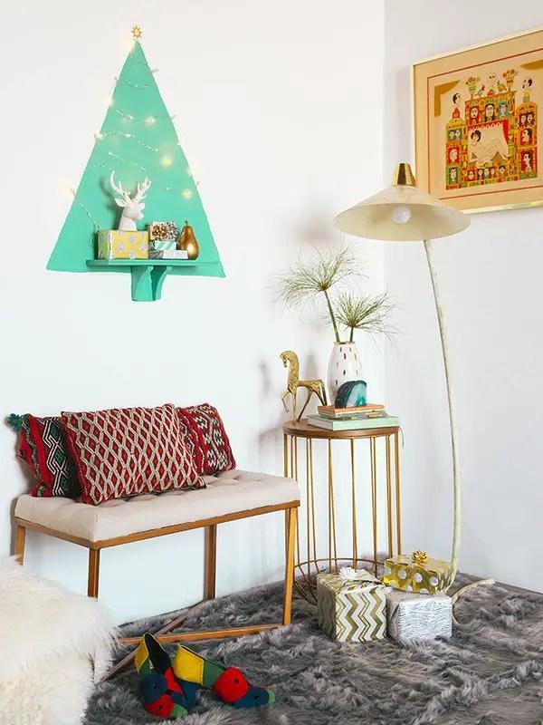 Decoratiuni de Craciun pentru spatii mici acasa