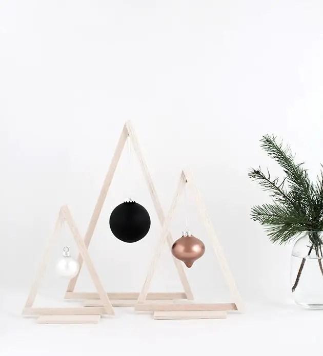 decoratiuni de craciun pentru spatii mici Christmas decorations for small spaces