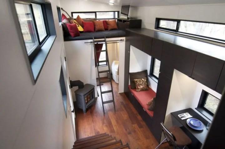 O casa de vis pe 20 de metri patrati