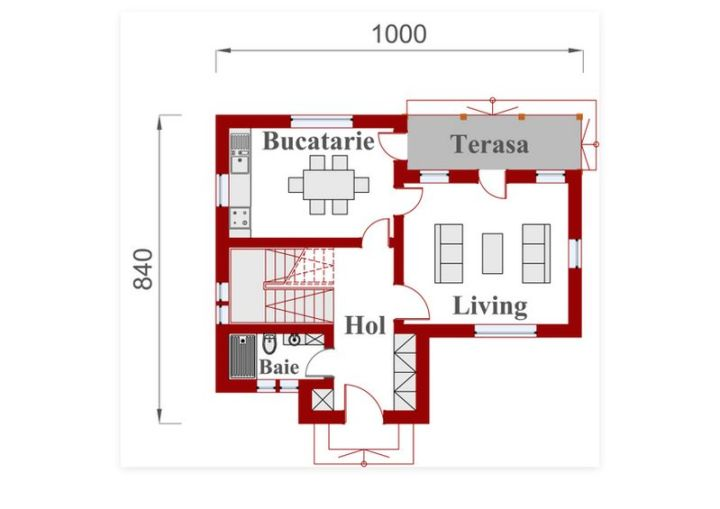 proiecte de case din ardeal Transylvanian style houses 3