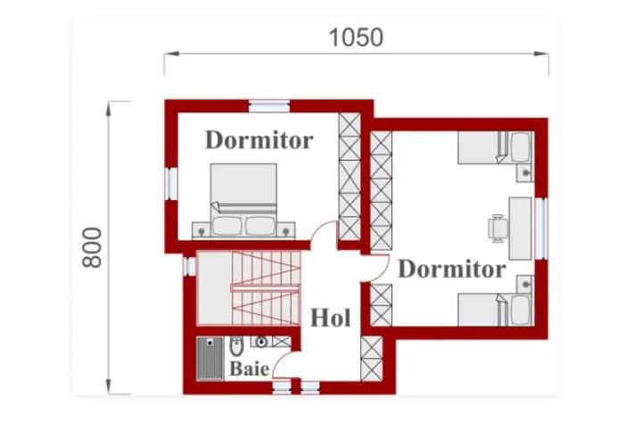 proiecte de case din ardeal Transylvanian style houses 4