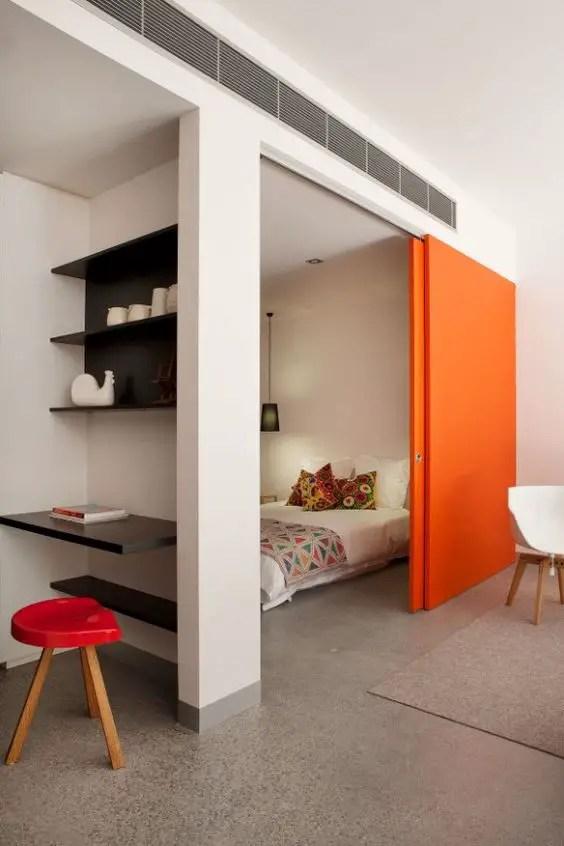 Apartamente in stil japonez minimaliste