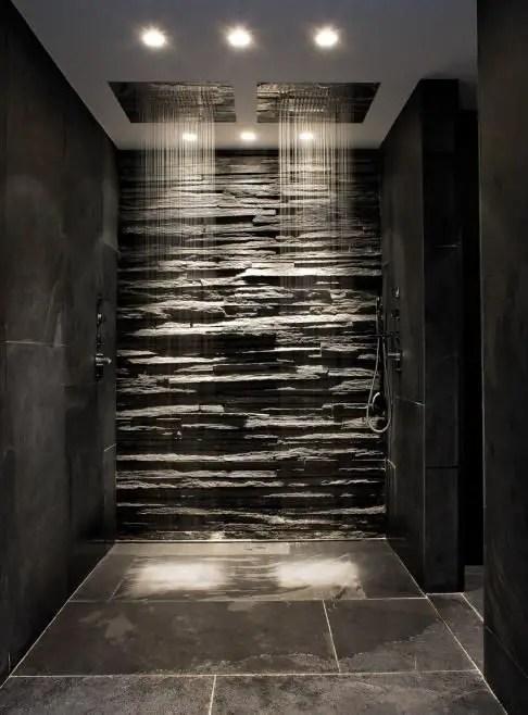 bai decorate cu piatra stone bathroom ideas 13