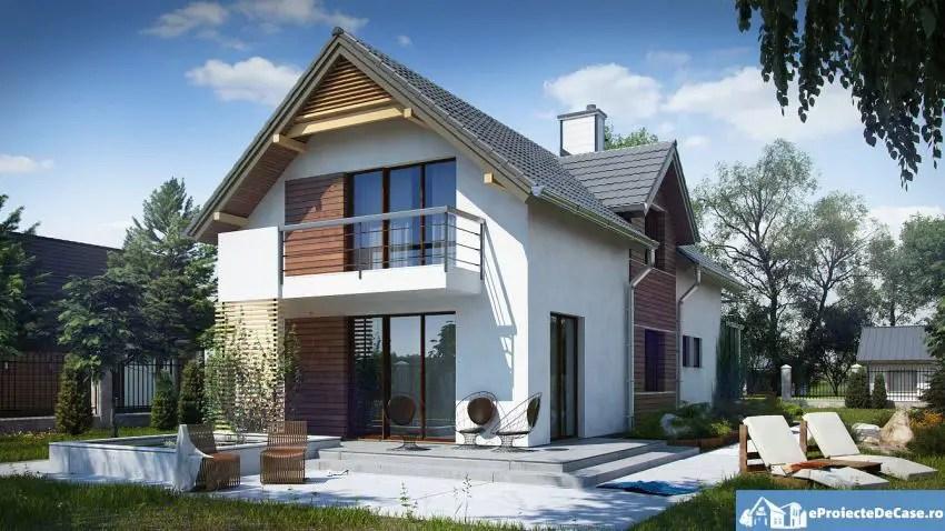 Houses With Second Floor Terrace Open Spaces Houz Buzz