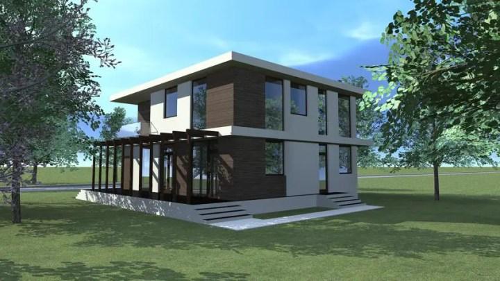 case de vis din lemn Wooden dream houses 7