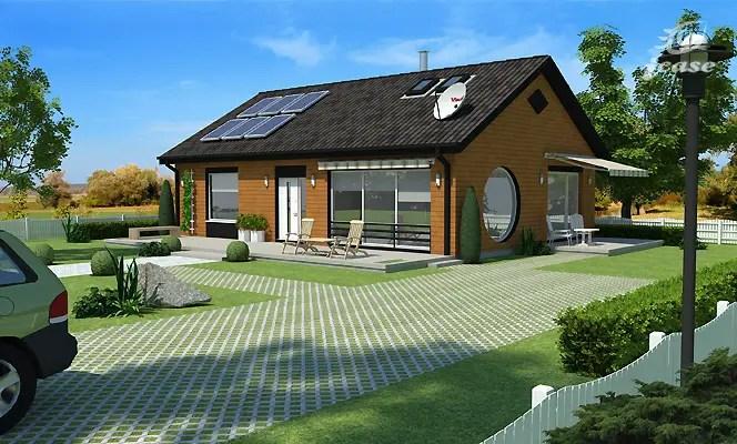 Case mici cu parter spatii pe masura nevoilor case for Modele de case mici